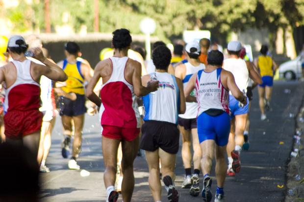 afvallen van hardlopen