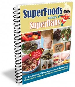 superfoods voor een superbaby ebook