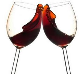 Wijn drinken bij paleo