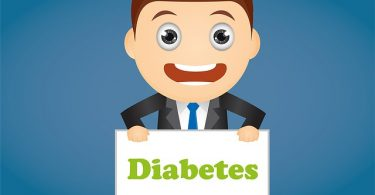 diabetes cartoon