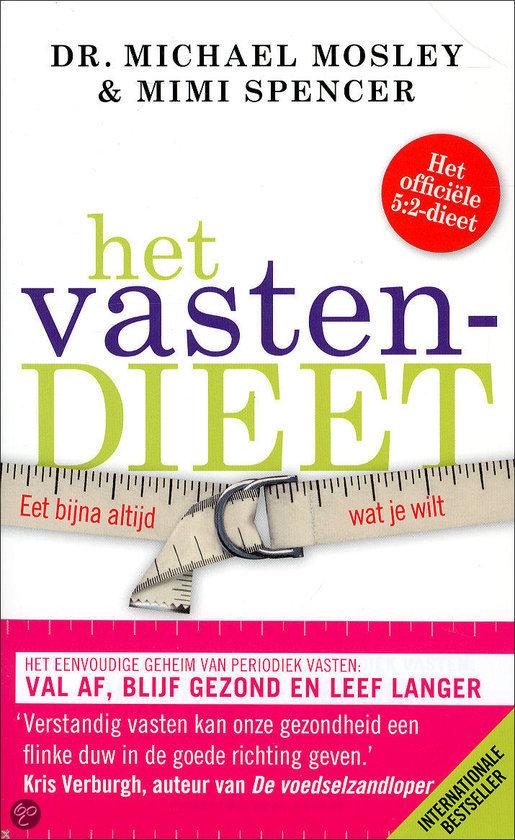 vastendieet boek cover