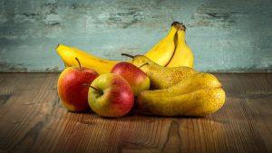 gezonde snacks fruit
