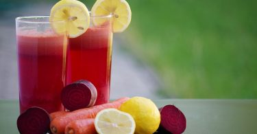 smoothie groenten en fruit