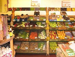 Biologische winkel