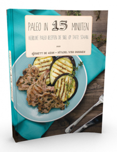 Paleo in 15 minuten kookboek