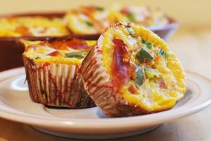 Paleo ontbijt muffins
