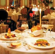 Paleo eten in een restaurant