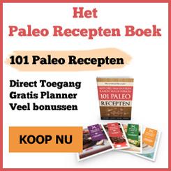 Paleo receptenboek