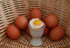 eieren en eiwit