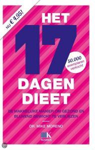 17 dagendieet boek