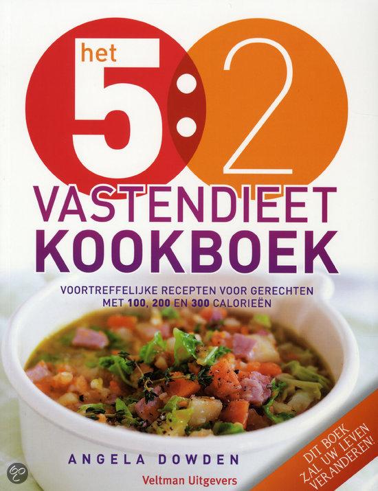 vastendieet kookboek cover
