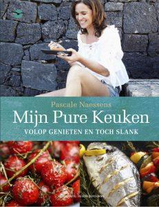 boek cover pascale naessens pure keuken